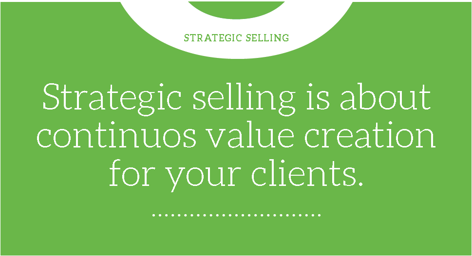 strategic selling 2