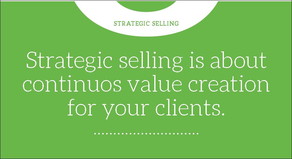 strategic selling 2